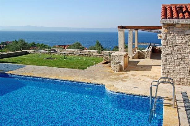 Luksuzni apartmaji in vile na Hrvaškem